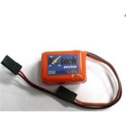 TRINITY REV2101 LiPo 2S 6.6V 250mAh Receiver Pack TRIC2101