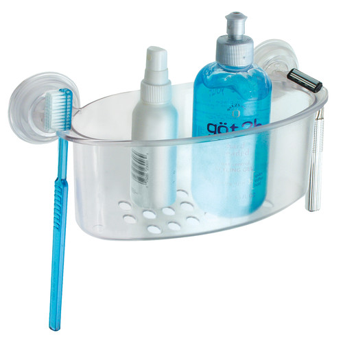 InterDesign Power Lock Shower Caddy by INTERDESIGN