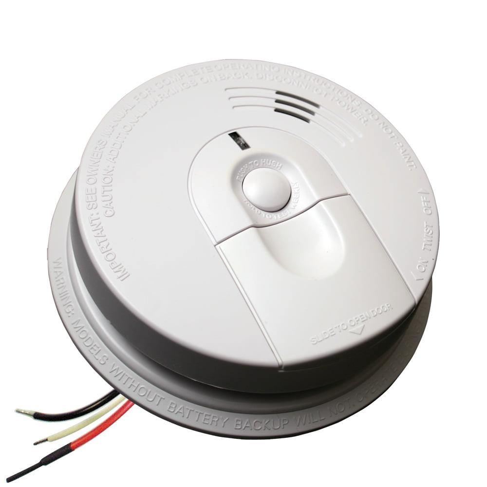 Kidde I4618 Hardwire Smoke Alarm I4618 Walmart Com Walmart Com