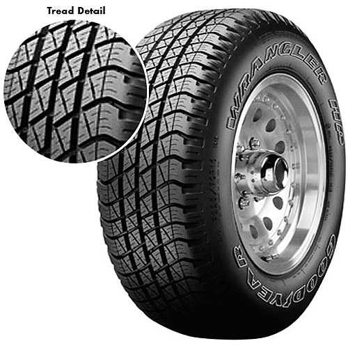 ***DISC by ATD**Goodyear Wrangler HP Tire P245/50R20