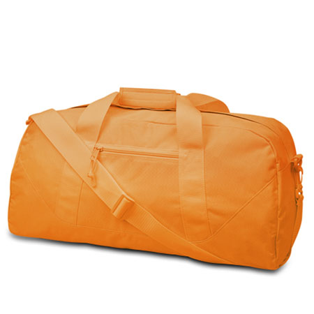 Liberty Bags Game Day Large Square Duffel-8806