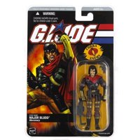 G.I. Joe Real American Hero Major Bludd Action Figure