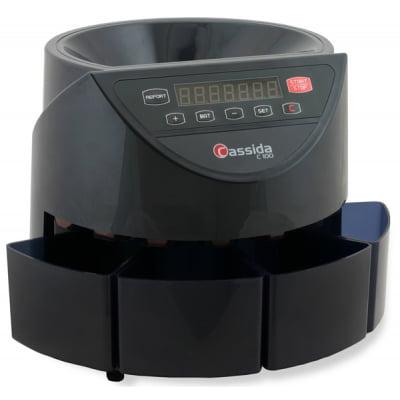 Cassida C100 Coin Counter/Sorter CSSCC100