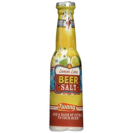 Twang Beer Salt, Lemon Lime, 1.4oz Bottles, 3-pack (Radeberger Beer)