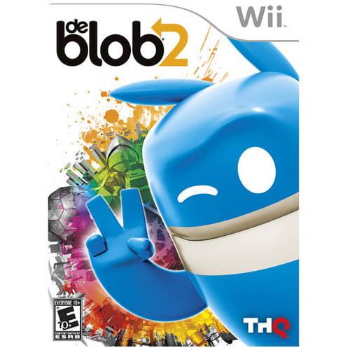 De Blob 2 (Wii) - Pre-Owned