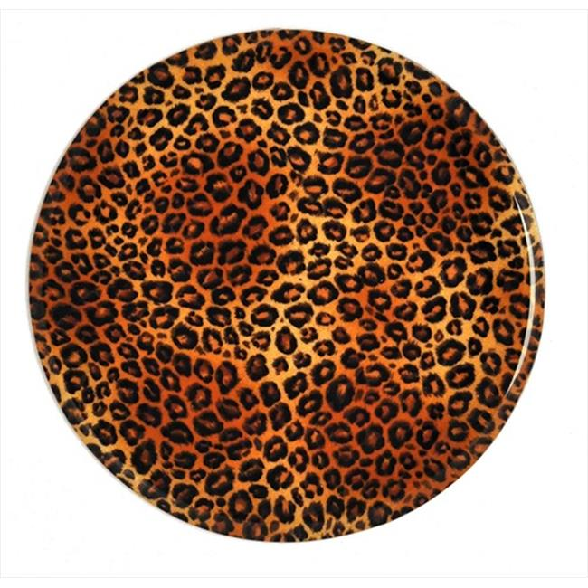 Andreas TRT-952 10 inch Cheetah Silicone Trivet - Pack of 3