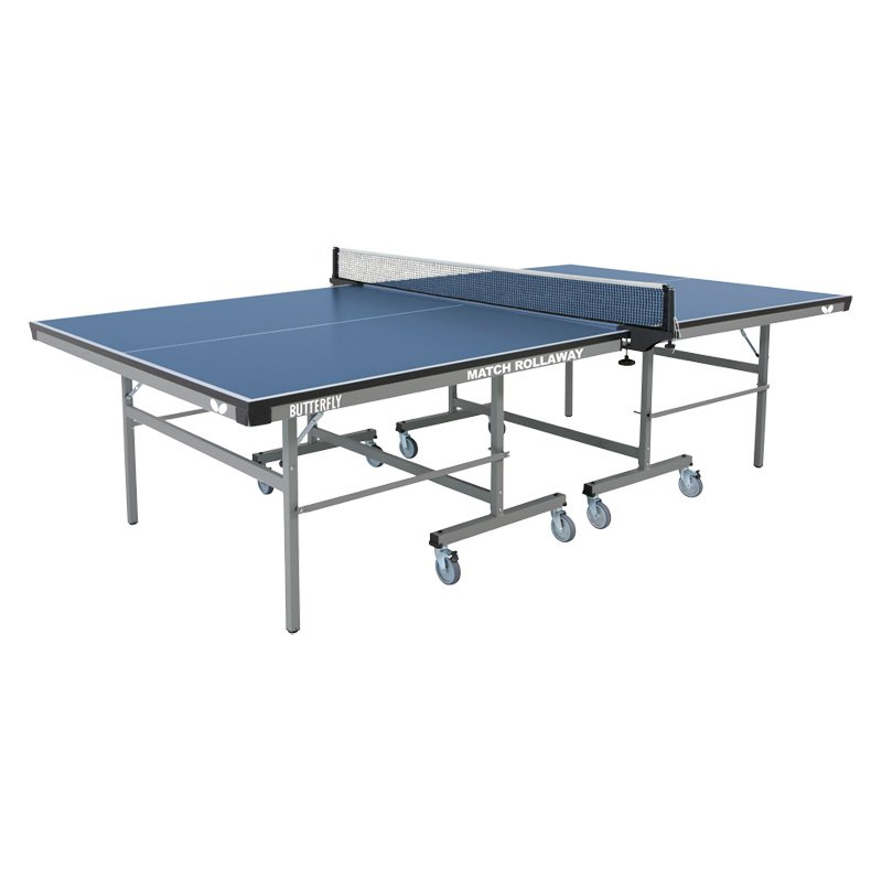 Butterfly Match 22 Rollaway Ping Pong Table by Butterfly