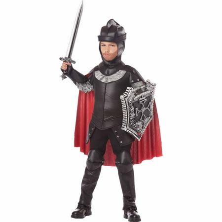 Black Knight Child Halloween Costume - Castle Boutique Halloween Costumes
