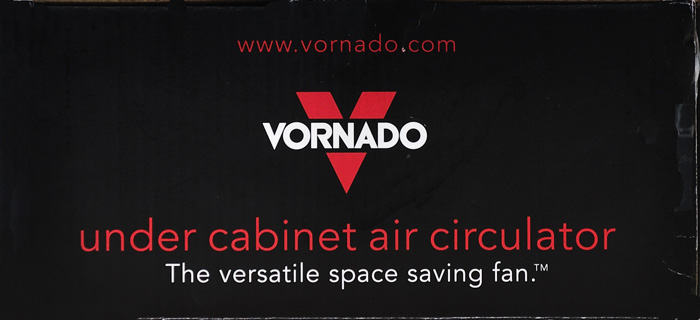 Vornado 8'' Under Cabinet Circulator Fan - Walmart.com