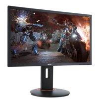 "Acer 24"" 1080p DP HDMI DVI 144Hz 1ms NVIDIA GSYNC HD LCD Monitor - XF240H bmjdpr"