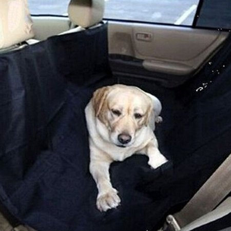 Pet Hammock Dog Cat Universal Back Seat Protector Car Cover (Best Place For Car Seat In Backseat)