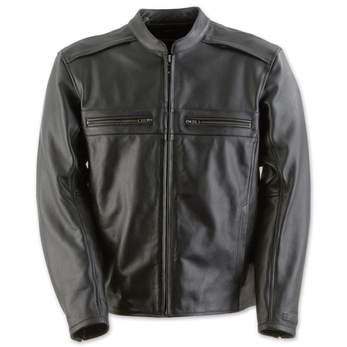 Black Brand Men's  Men's Fahrenheit Leather Jacket