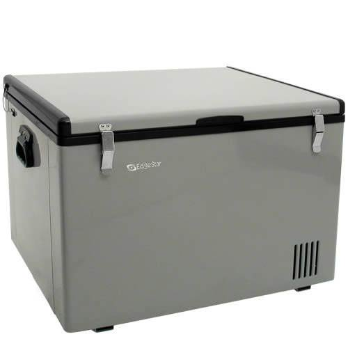 EdgeStar FP630 28 Inch Wide 2.1 Cu. Ft. Portable Fridge/Freezer with 12V DC