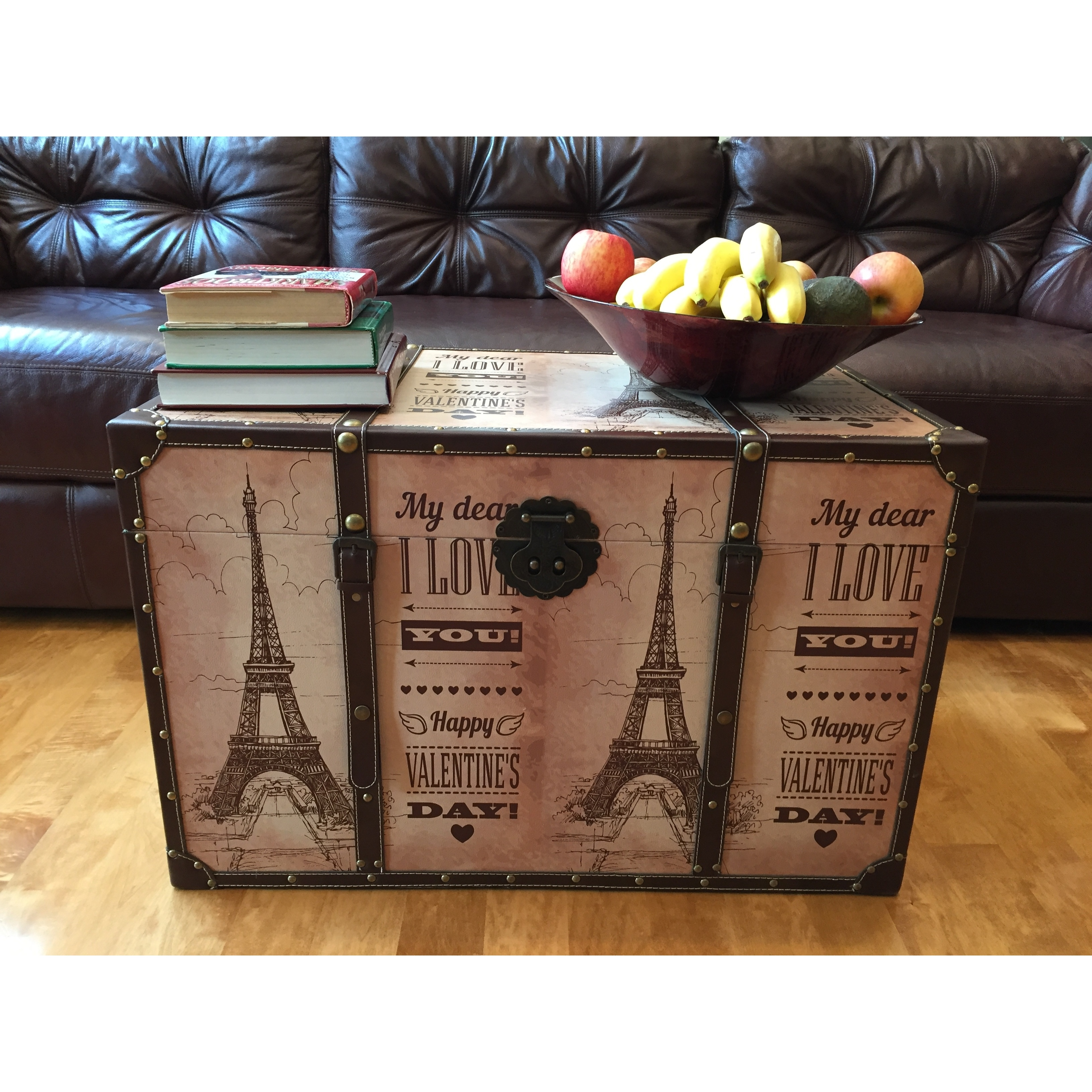 Styled Shopping Inc Paris Valentine's Day Wood Large Deco...