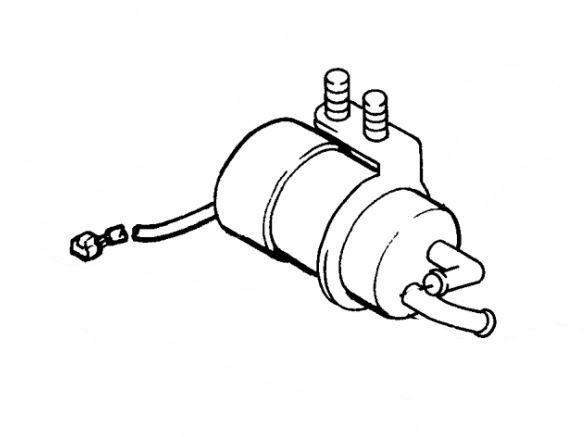 Yamaha 2003 2007 V Max V Max Ca Fuel Pump Comp 1fk 13907 01 00 New
