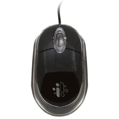 Iconcepts ICONCEPT M81251 Illuminated USB Optical Mouse SAKM81251