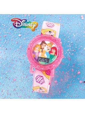 Interchangeable Bands Disney Princess Watch with 3 Bands
