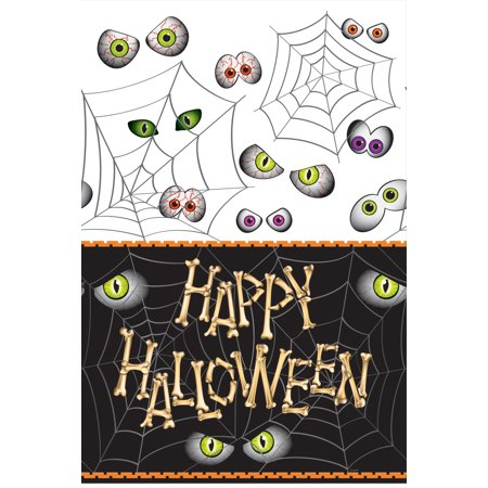 Unique Spooky Happy Halloween Bones Standard Rectangle 84