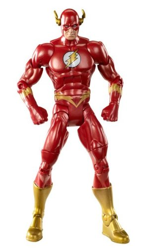 DC Comics Signature Collection Wally West The Flash Figure
