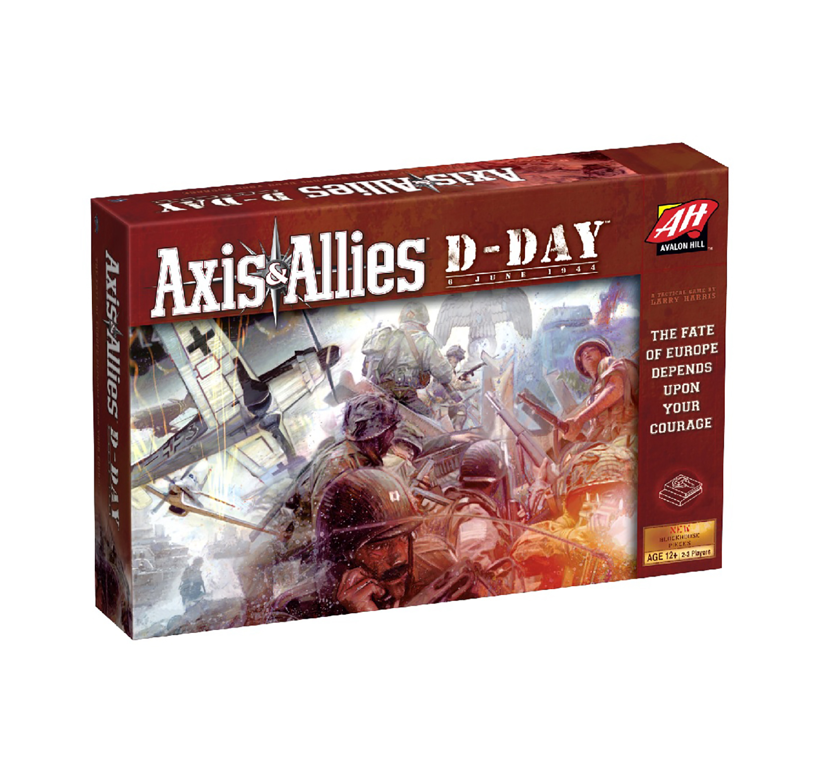 Wizards of the Coast Axis & Allies D-Day Board Game by Wizards of the Coast
