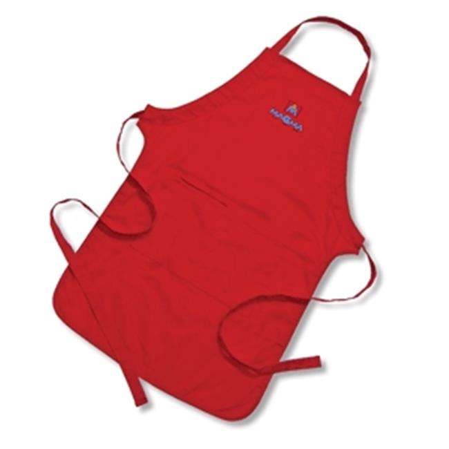 Magma A10-280MR Gourmet Grilling Apron, Red