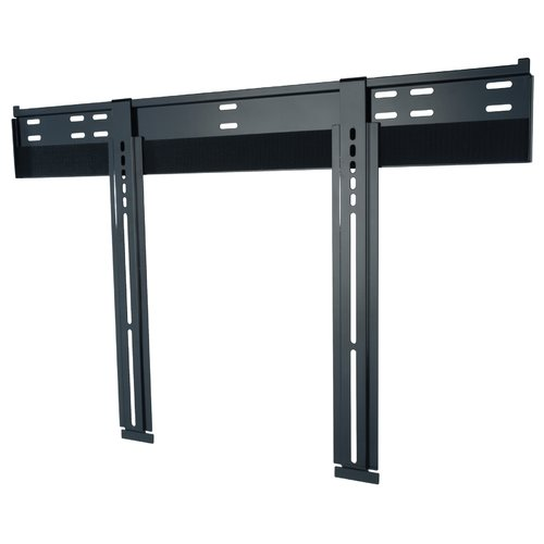 Peerless-AV Slimline Ultra-Thin Fixed Universal Wall Mount for 40'' to 80'' Flat Panel Screens
