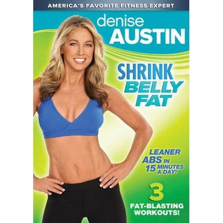 DENISE AUSTIN-SHRINK BELLY FAT (DVD) (FF/ENG/2.0 DOL DIG) (DVD)