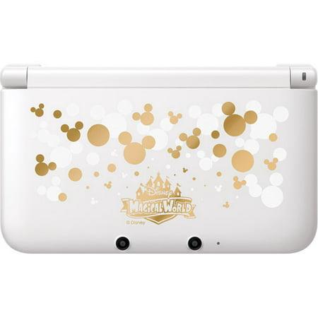 Nintendo 3ds Xl Disney Magical World Special Edition (Mickey