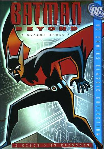 Batman Beyond: Season Three ( (DVD)) by WARNER HOME VIDEO