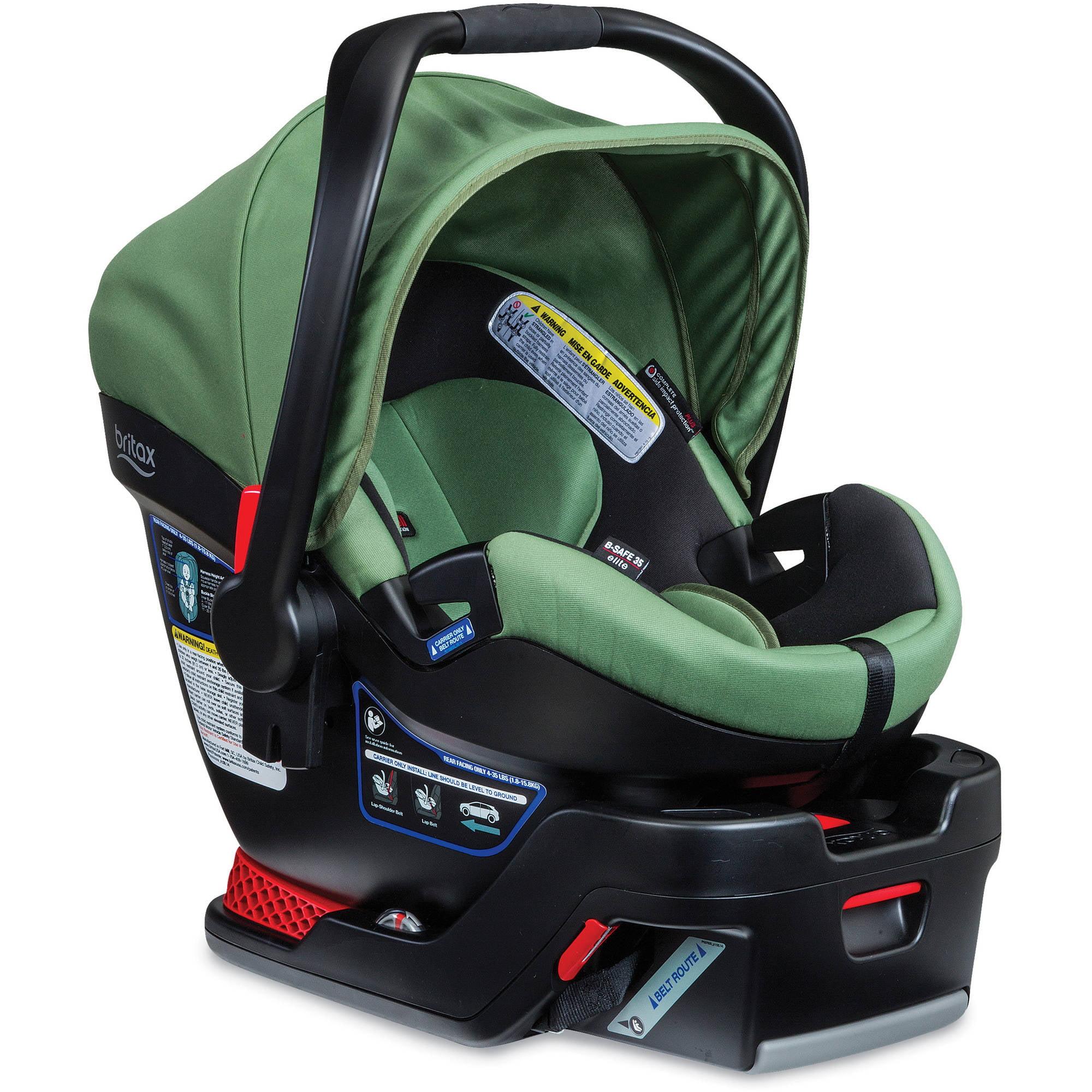 Britax B-SAFE 35 Elite Infant Car Seat, Choose Your Color