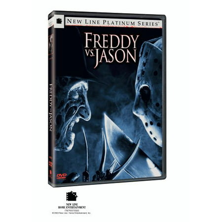 Freddy Vs. Jason (DVD) - Halloween Friday