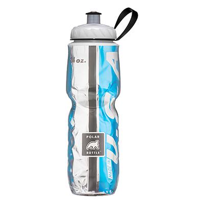 Polar Bottle 24Oz Insulated Waterbottle Light Blue/Black