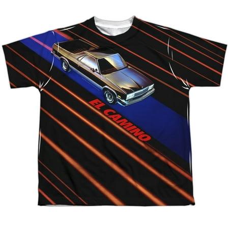 Chevy Laser Camino Big Boys Sublimation Shirt