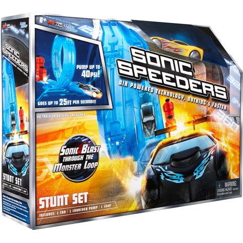 Sonic Speeders Stunt Play Set