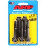ARP Universal Bolt 10 mm x 1.25 Thread 60 mm Long Chromoly 5 pc P/N 663-1008