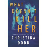 Cape Charade, 2: What Doesn't Kill Her (Hardcover)