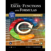 Microsoft Excel Functions and Formulas - eBook