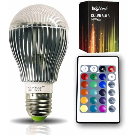 The Original Kuler Bulb, 10W Color Changing LED Light Bulb with ...