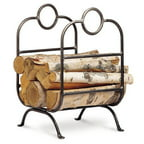 Pilgrim Hearth Wood Holder
