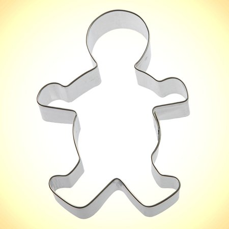 Gingerbread Man Cookie Cutter 5 in
