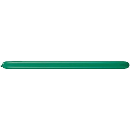Pioneer Balloon Company 43909.0 Latex Balloon, Emerald Green