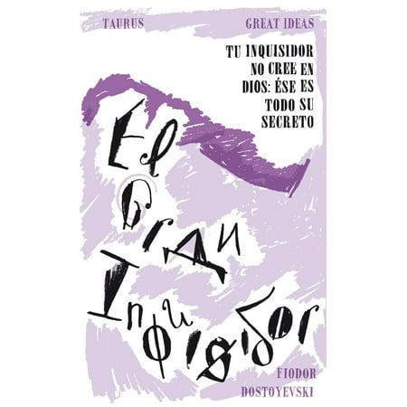 El Gran Inquisidor (Serie Great Ideas 24) - eBook - El Wire Clothing Ideas