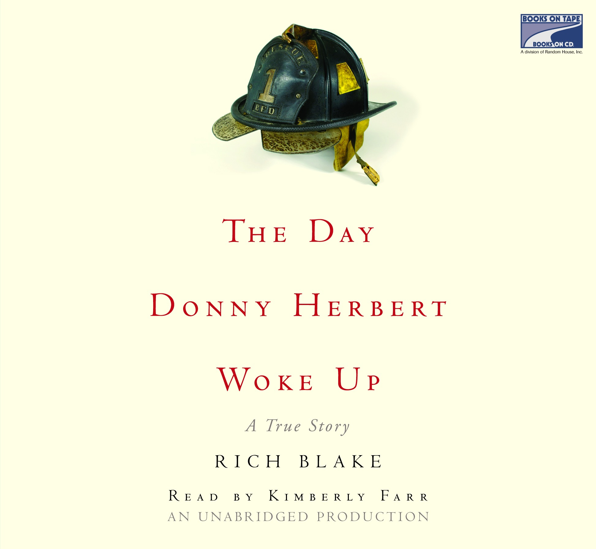 The Day Donny Herbert Woke Up - Audiobook