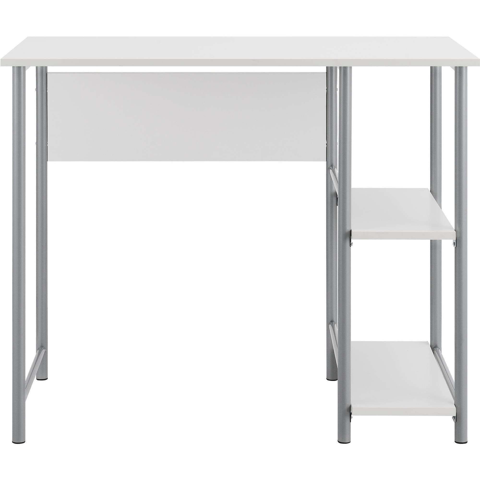 Mainstays Computer Desk Multiple Colors Com Rh Student White Mainstay