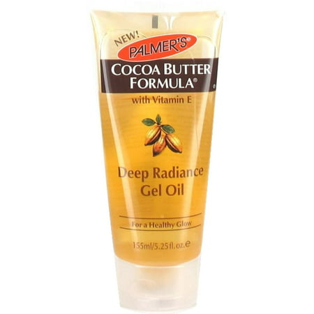 Palmer's Cocoa Butter Formula Deep Radiance Gel Oil, 5.25 oz (Pack of (Maximum Radiance Exfoliating Gel)