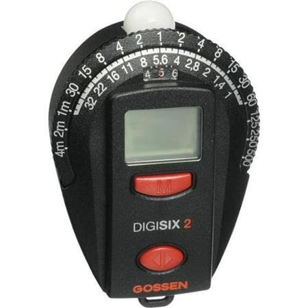 gossen digisix 2 light meter, sbc photodiode light sensor #go 4006-2