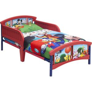 Delta Children Mickey Mouse Plastic Toddler Bed - Delta C...