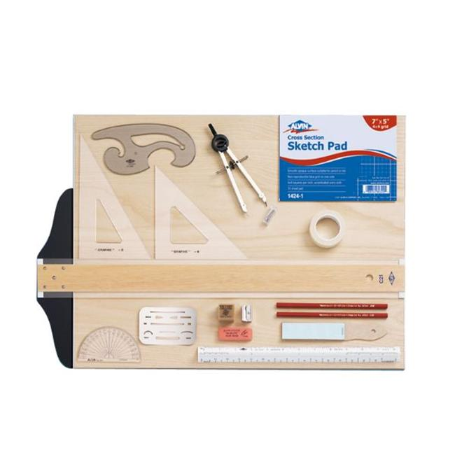 Alvin&Co SD404 Architectural Drawing Starter Kit