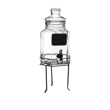 Al Fresco Lemonade/Ice Tea Dispenser by (Ice Storage Dispenser)