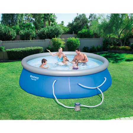 Bestway Fast Set 13 39 X 33 Swimming Pool Set With Filter